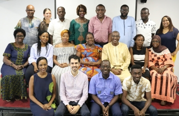 The Regional Advisory Board of the Regional Community Treatment Observatory in West Africa reports in Abidjan