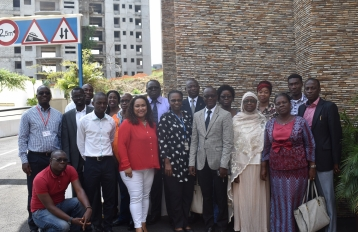 First meeting of the Regional Advisory Board of the Regional Community Observatory on Treatment in West Africa